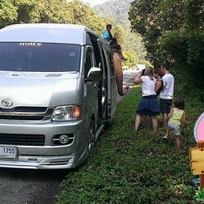 découverte thailande avec chauffeur privé voiture location familles