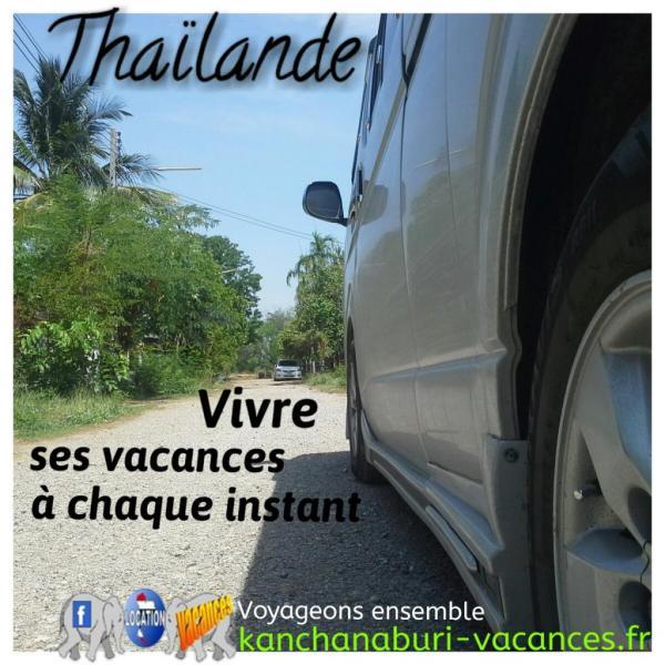 Sur les routes de Thaïlande