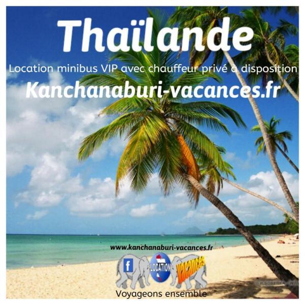 Pour vos transport en Thaïlande