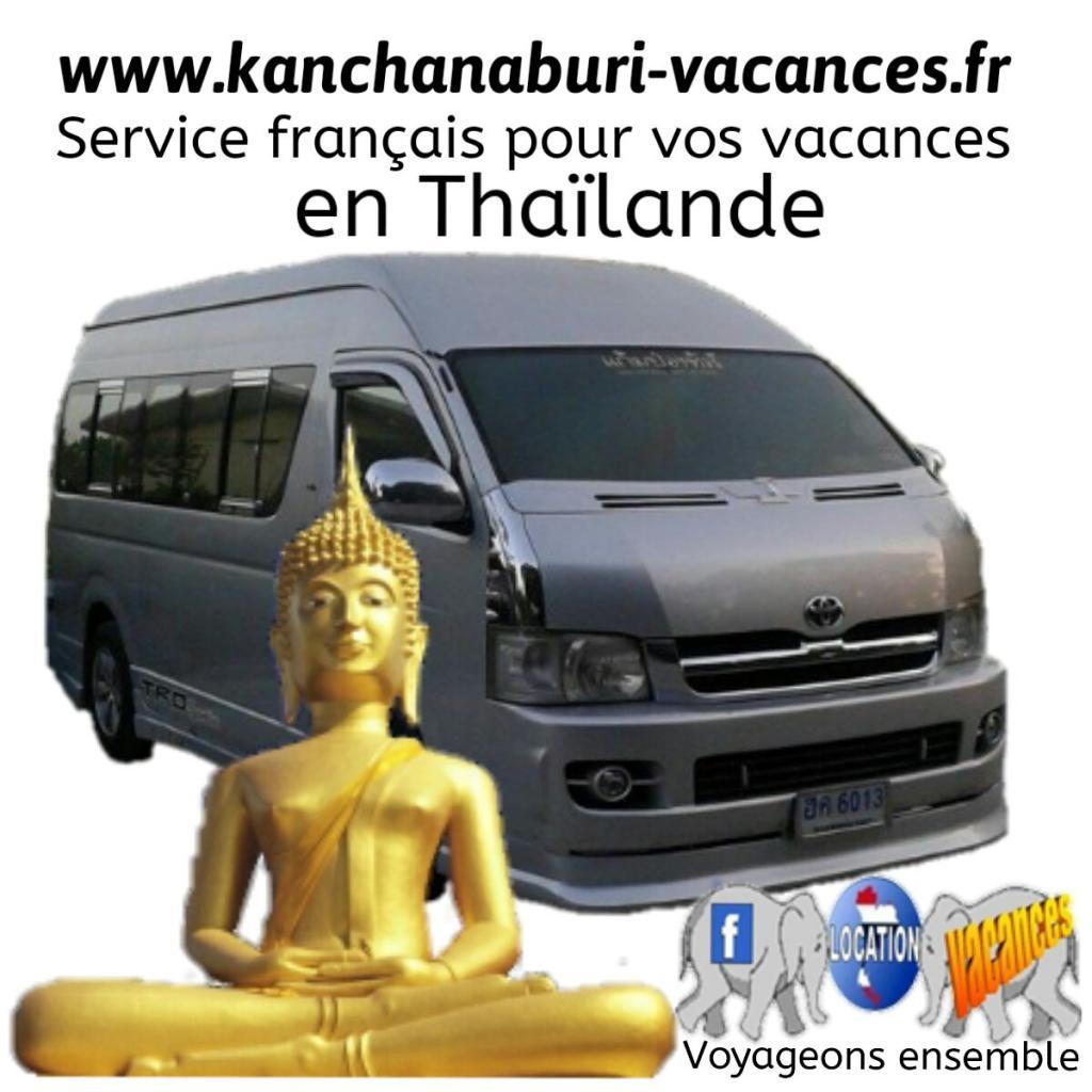 Service français pour les vacances en Thaïlande