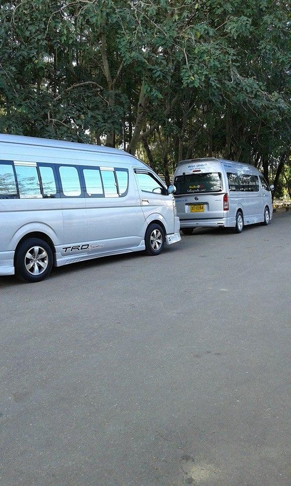 kanchanaburi vacances minibus