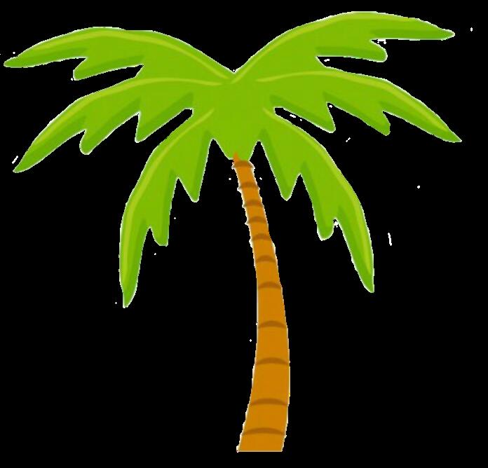 les cocotiers des Kanchanaburi vacances