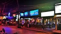 Bar en thailande
