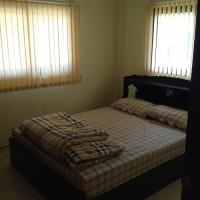 Chambre pour 2 personnes sur kanchanaburi