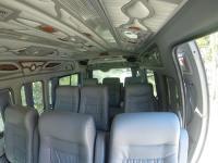 interieur grand confort minibus vip Thailande
