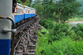 Le chemin de fer de la mort