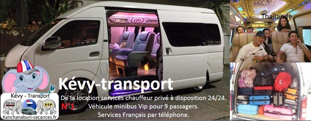 minibus VIp familial climatisé