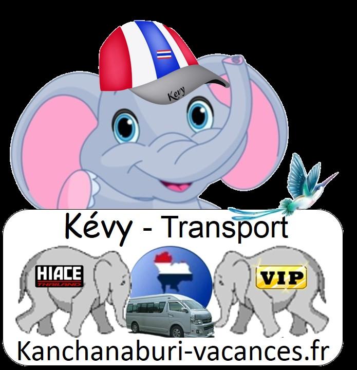 Kévy-transport Kanchanaburi-vacances