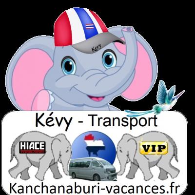 Kevy transport kanchanaburi vacances