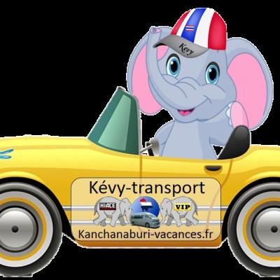 Kevy transport prive kanchanaburi vacances