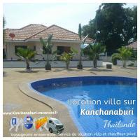 louer une villa en Thaïlande