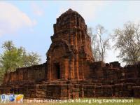 Muang sing historical park kanchanaburi