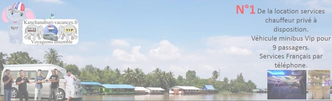 Kanchanaburi vacances