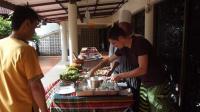 Cours de cuisine en Thaïlande