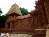 sculture du Wat Tham Phu Wa