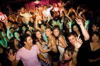 Soiree discotheque