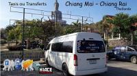Taxi de chiang mai a chiang rai