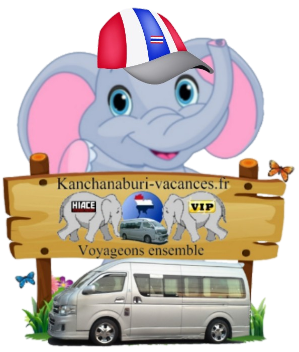 Kevy de Kanchanaburi-vacances
